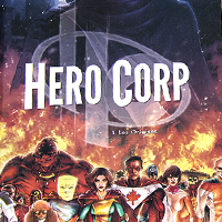 Hero Corp, le comics - Simon Astier & collectif