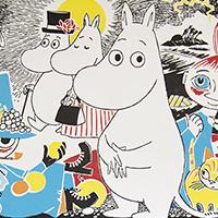 Les aventures de Moomin - Tove Jansson