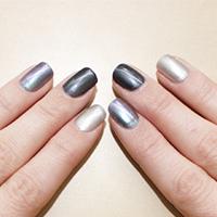 Manucure : Gris-gris chéri