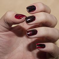 Manucure : Reds