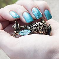 Manucure : La Sirène