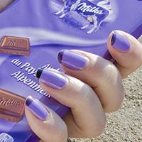 French à la violette
