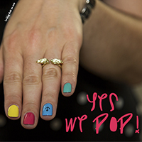 Manucure : Yes we pop!