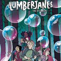 Lumberjanes 11: Time After Crime