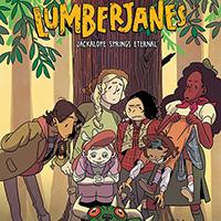 Lumberjanes 12: Jackalope Springs Eternal